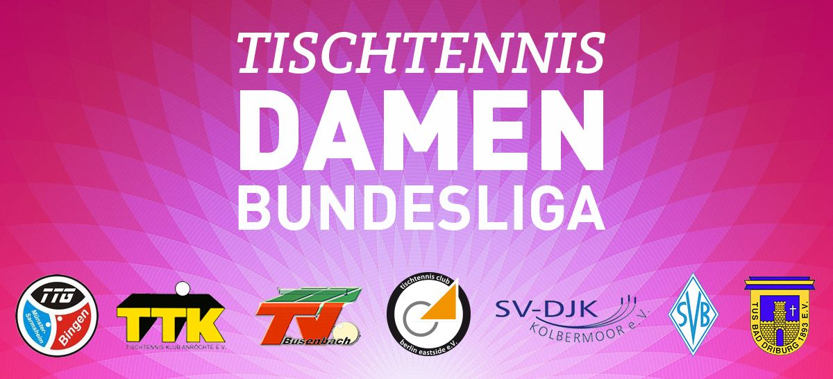 TT Damen Bundesliga